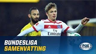 HIGHLIGHTS | Samenvatting Borussia Dortmund - Hamburger SV