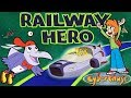 Kids Games Online - Cyberchase Railway Hero - PBS Kids Game