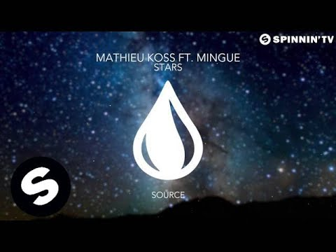 Mathieu Koss ft Mingue - Stars