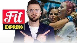 FitExpress 7 - Nowy kierunek studiów po FAME MMA | Dziki Trener o bizneswoman