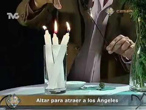 Altar para Atraer a los Ángeles (DC)
