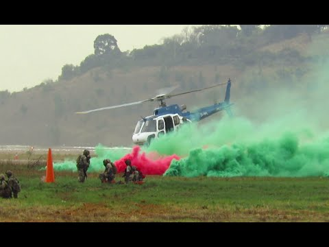 AAD 2016 - South African Police Services Demonstration