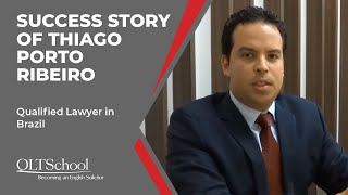 Success Story of Thiago Porto Ribeiro - QLTS School's Former Candidate