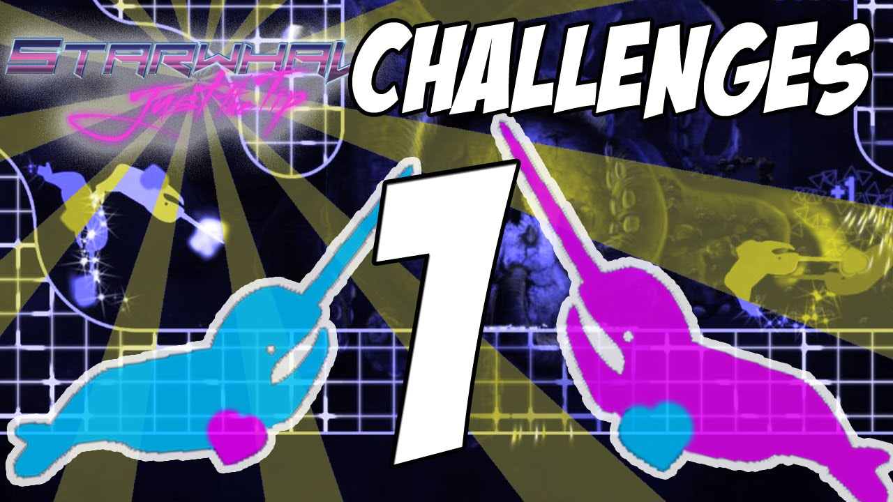 Lets Play: Starwhal: Just the Tip: Challenges with