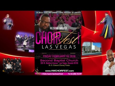 "HWCF2016 Stellar Award Edition Las Vegas Pt1 ""Unplugged Version"""
