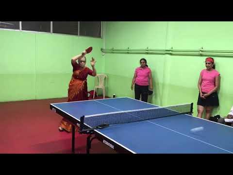 Saraswathi Rao - Former India Player (Table Tennis)