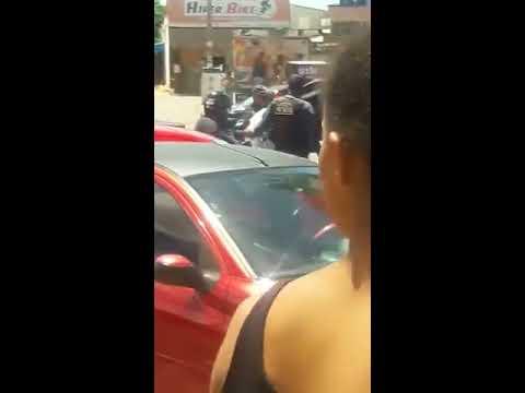 Vídeo com o sgt. Jorge Luiz (Salve Jorge) e PM resgatando vítimas de sequestro no Paranoá