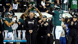 Eagles Destiny Is A Super Bowl Win Or IS IT?  FRANK GOT HIS!!!