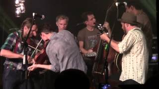 Old Crow Medicine Show   Live in Fredericton   May 30th 2013