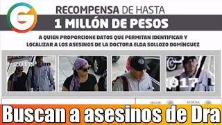 Recompensa por asesinos de doctora #Veracruz
