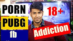 18+ Porn Addiction Pubg Addiction | New AI Will Help You ?