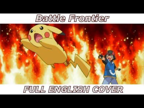 Battle Frontier - Pokémon Advanced Generation (FULL ENGLISH COVER)