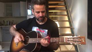 Tunnel Of Love (Dire Straits)   Last Solo   Fingerstyle Guitar