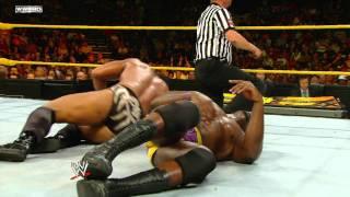 WWE NXT -  Titus O