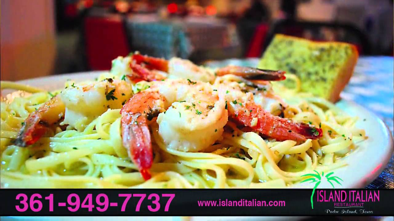 Island Italian Restaurant Fresh Local Ings Authentic Food In Corpus Christi Tx