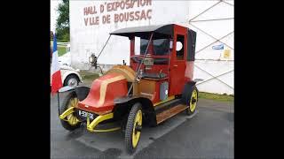 Boussac (creuse) expo véhicules  anciens  01.10.2017