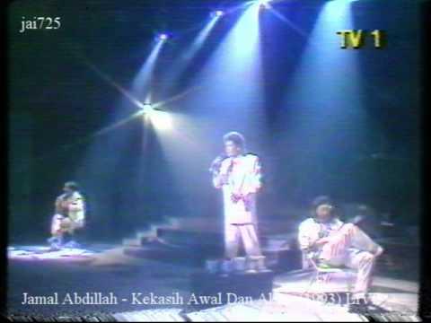 Jamal Abdillah - Kekasih Awal Dan Akhir (1993) LIVE