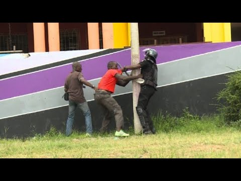 Côte d'Ivoire: une manifestation de l'opposition empêchée