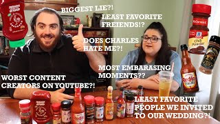 TRUTH OR SPICE!?! *Spilling The Tea W/ My Fiance!*