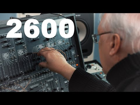 NAMM2020 - Introducing the Behringer 2600 (Part 1)