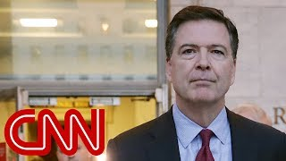 James Comey: Trump answer possibly 'obstruction of justice'