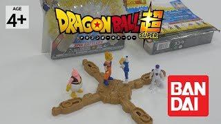 Set de combat Dragon Ball Super (Bandaï) - Démo en français HD FR