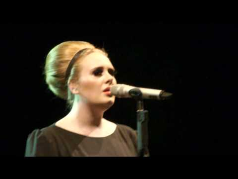 Download lagu Mp3 I Can't Make You Love Me  - Adele in San Diego 8/18/11 online