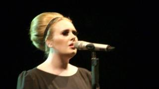 Скачать I Can T Make You Love Me Adele In San Diego 8 18 11
