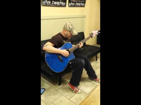 Michale Graves The best of me acoustic 2016