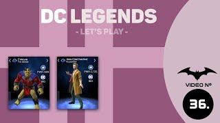 DC Legends PvP - insane fight DC Pamela feat. Vincent Young
