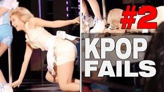 KPOP FAILS COMPILATION 2015 PART2 Video