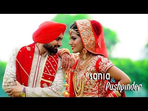 Sonia & Pushpinder
