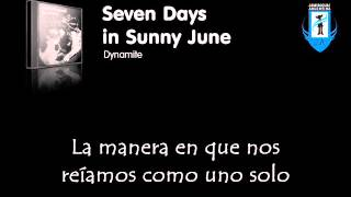 Jamiroquai - Seven Days in Sunny June (Subtitulado)