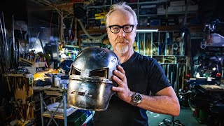 Adam Savage's One Day Builds: Iron Man Mark I Helmet!