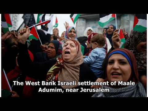 Rallying cry of jerusalem may have lost force in arab world| By Channel