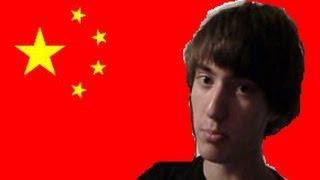为什么我喜欢中国。美国人说中国话