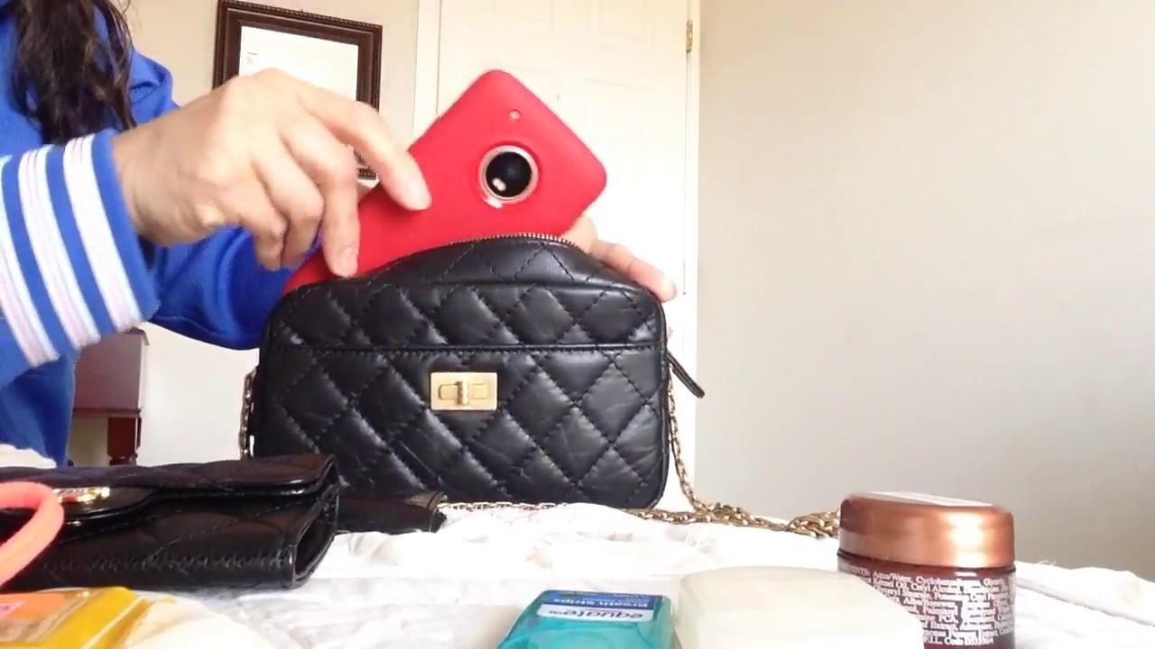 d671b753c6e9 WIMB Chanel mini CAMERA CASE Reissue 2.55 - YouTube