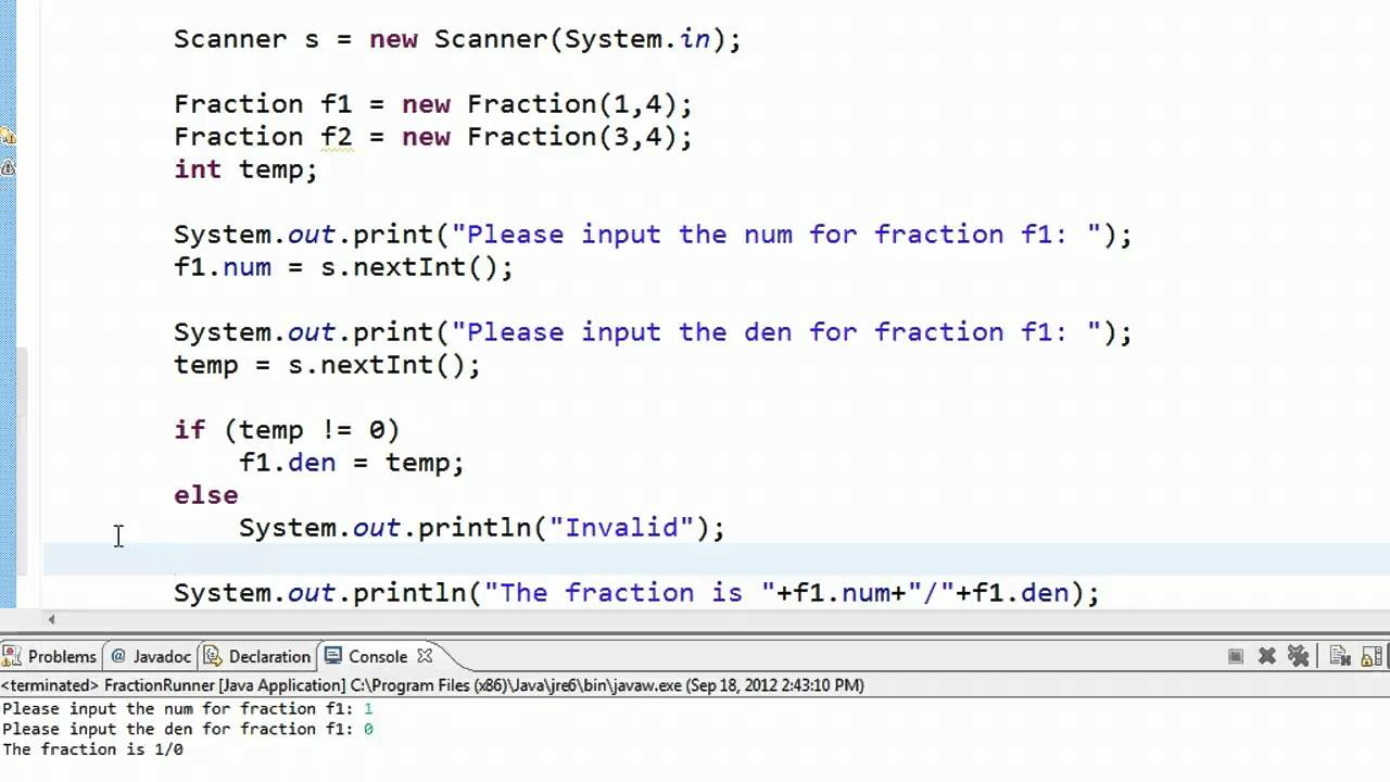 Java – Finding minimum and maximum values in an array