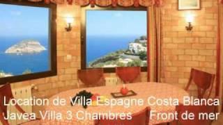 Villa de Luxe Javea Costa Blanca Espagne