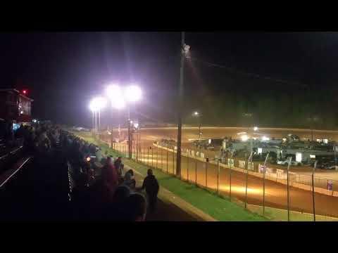 Cherokee Speedway heat race 9/30/2017