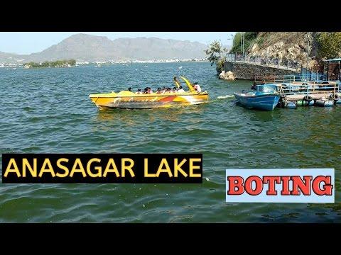 Boting on anasagar lake || dolatbag || Ajmer Sharif Rajasthan