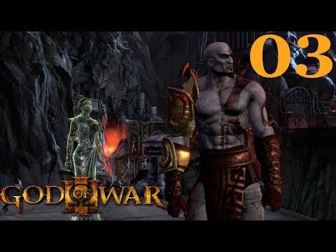 God of War 3 [03] : Je suis Bioman
