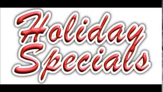 Holiday Specials Mashups 4&5-Smoke And Dare