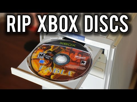 Secrets Of The Scene: How Cracking Groups Ripped Original Xbox Discs | MVG