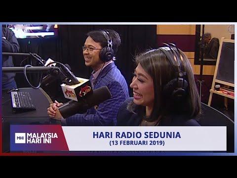 Malaysia Hari Ini (2019) : Hari Radio Sedunia | Wed, Feb 13