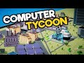 Computer Tycoon #2 - Expanding Our Computer Parts / Research!