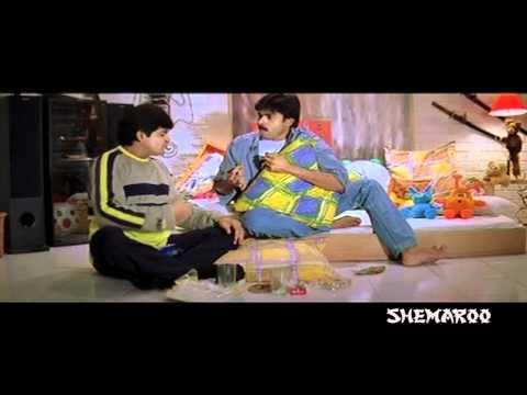 Kushi Telugu Movie Scenes | Pawan Kalyan & Ali Ultimate Comedy Scenes | Bhoomika | Mani Sharma