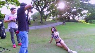 Nella - Bts Fun Foto Hunting @Golf Yard Session 1