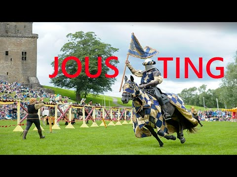 Full Contact Jousting Tournament at Leeds Castle