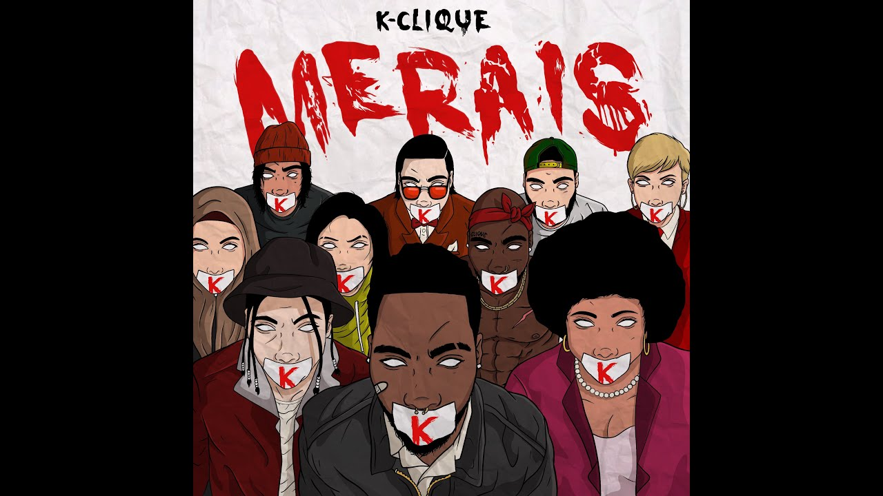MERAIS (OFFICIAL VISUAL LYRIC)